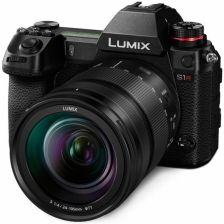 Panasonic Lumix DC-S1R czarny + 24-105mm