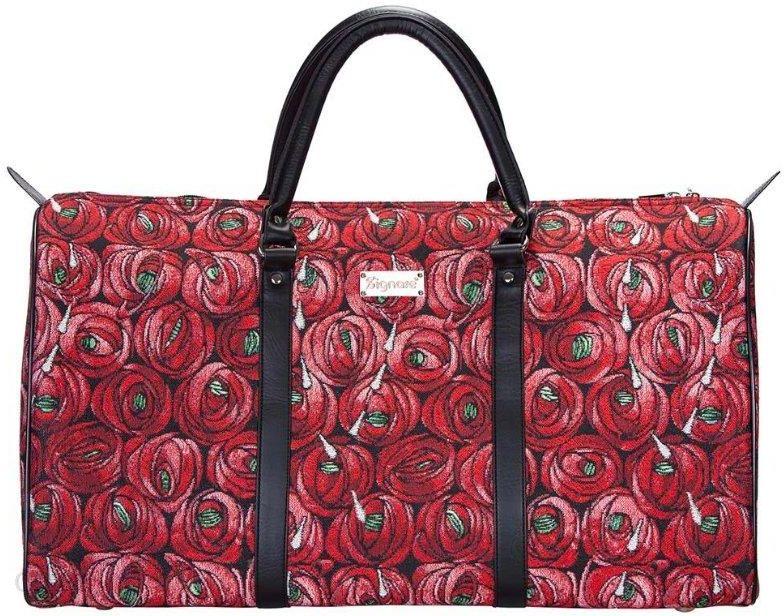 652384d77ae8f Średnia torba podróżna - weekendowa - sportowa TON SAC - Rose - zdjęcie 1