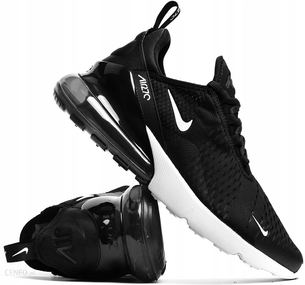 Buty Męskie Nike Air Max 270 React •cena 490,00 zł•Czarne