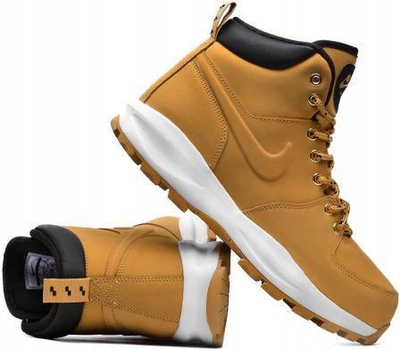 Zimowe Buty Męskie Nike Manoa 454350 700 r.42 Ceny i opinie Ceneo.pl