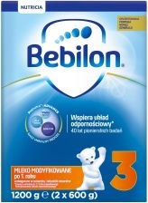 Bebilon Junior Pronutra 3 ADVANCE 1200G