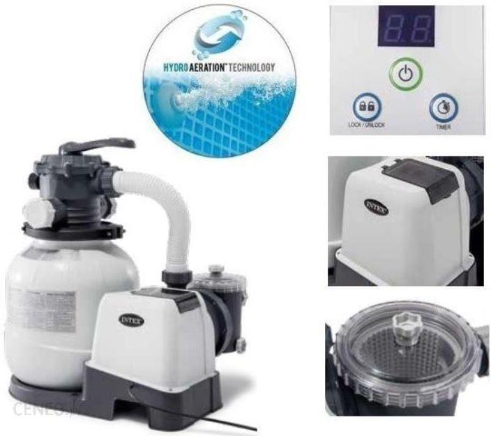 Intex 3200 Piaskowa Filtracja 26652 Ceny I Opinie Ceneo Pl