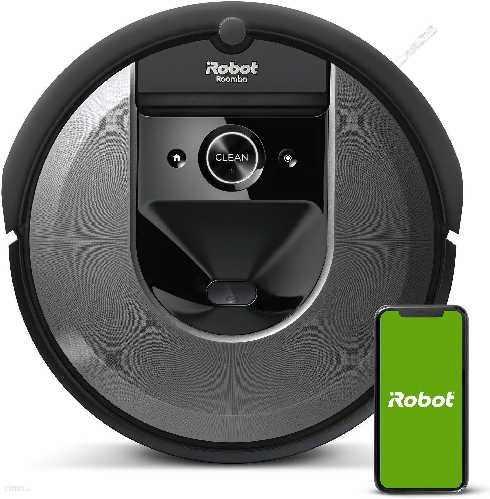 robot sprzątający iRobot Roomba