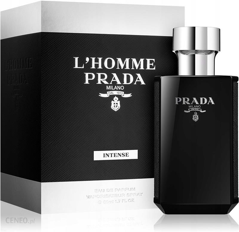 Prada L'homme Intense Woda Perfumowana 50ML