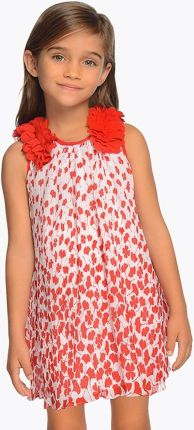 5e865529d5 VOGA Italia elegancka biała sukienka dziewczęca - Ceny i opinie ...
