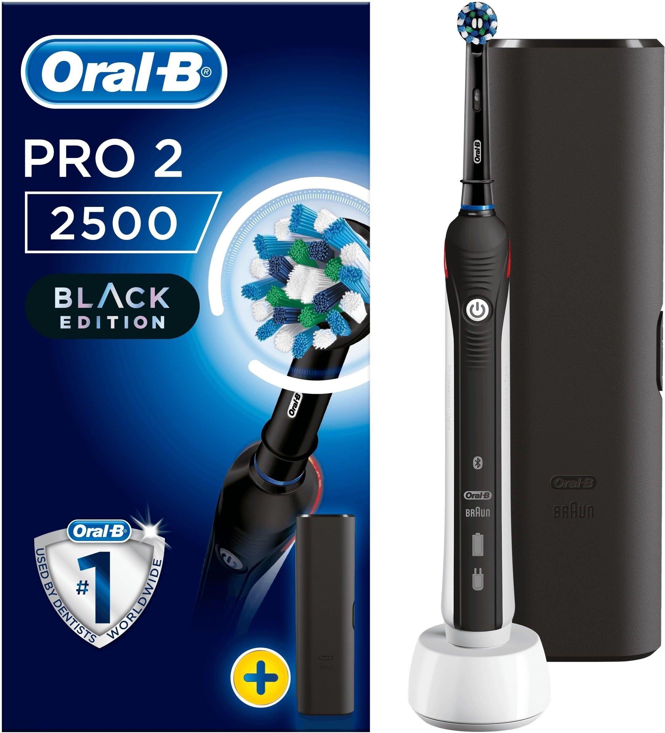Oral-B Pro 2500 CA BLACK EDITION