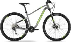 Haibike Seet Hardnine 4.0 Grey Green Black 29