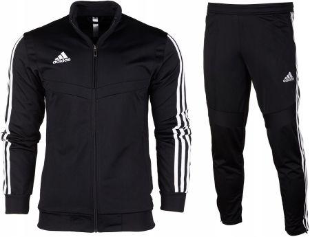 8d1599fe548cd Adidas dres komplet męski spodnie bluza Tiro19 S Allegro