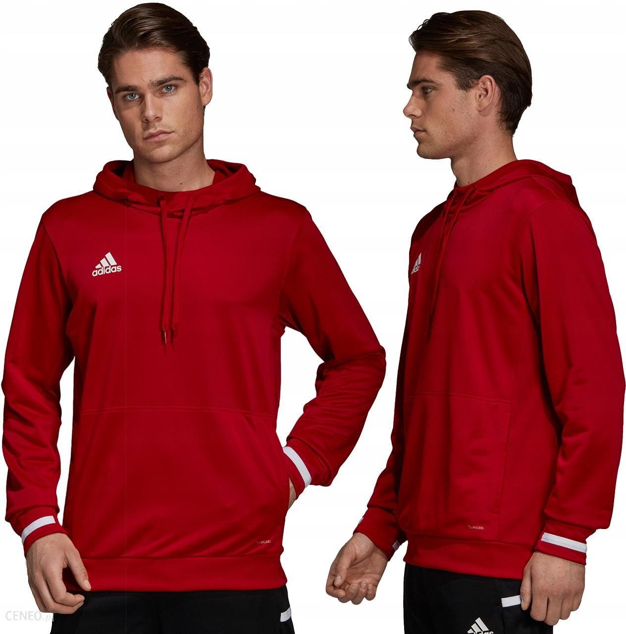 Bluza adidas team 19 hoody m dx7335 czerwona Ceny i opinie Ceneo.pl