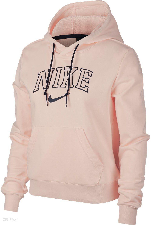 podgląd bardzo tanie wyprzedaż Bluza damska Sportswear Varsity Hoodie Nike (pudrowy róż) - Ceny i opinie -  Ceneo.pl