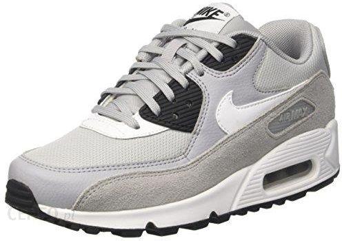 newest 9b401 17a47 Amazon Nike Wmns Air Max 90 Sneakers, damskie obuwie sportowe - szary -  36.5 EU - Ceneo.pl