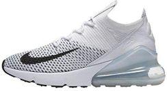 b206814cd919d Amazon Nike Air Max 270 Flyknit Women Sneaker Trainer, kolor: biały,  rozmiar: 40.5 - Ceneo.pl