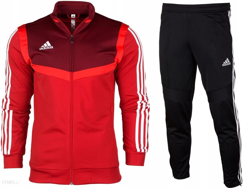 24a8c9db0a9de Adidas dres komplet męski spodnie bluza Tiro 19 S - Ceny i opinie ...