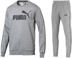 Puma Dres Fitness Męski Biały Ceny i opinie Ceneo.pl