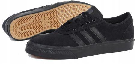 3836ac567744c Buty Adidas Nizza BZ0495 Trampki Czarne R. 40 2/3 - Ceny i opinie ...