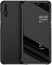 wholesale dealer 1c2d9 f136f Amazon Huawei P20 Lite pokrowiec, TOCASO LED View Cover Huawei P20 Lite  Luxury Lustro Pokrowiec ochronny Huawei P20 Lite Skóra Flip Case Huawei P20  ...
