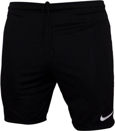 7db0d675007e7e Nike Spodenki Park II Knit Short Nb Black XXL Allegro