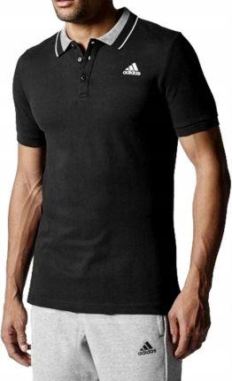 ef2a64f0f16c0 Czarne T-shirty i koszulki męskie - Polo Adidas - Ceneo.pl