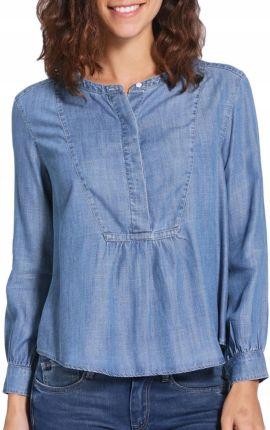 08ca58469 LEVI'S marina blouse DAMSKA JEANSOWA KOSZULA L Allegro