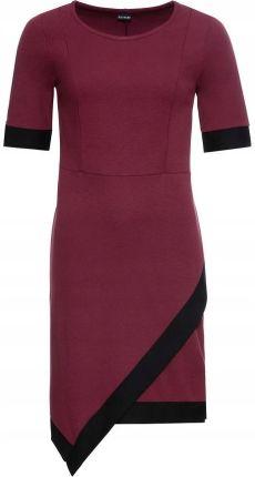 219b19b5f5 Adidas Originals 3 STRIPES DRESS Sukienka z dżerseju collegiate ...
