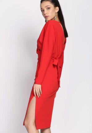 6f02f34027 Czerwona Sukienka Długa - oferty Ceneo.pl