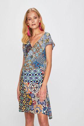 a61d98db5f Orsay Asymetryczna sukienka midi - Ceny i opinie - Ceneo.pl
