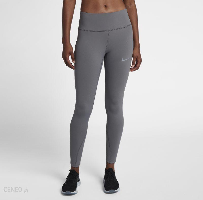 89eeb068 Damskie legginsy do biegania 7/8 z wysokim stanem Nike Epic Lux - Szary -