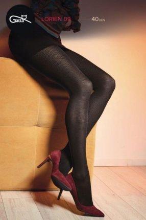 f586069bda39ec Rajstopy Marilyn PATRIZIA GUCCI G26 : Rozmiary: - 1/2, Kolor - Black ...