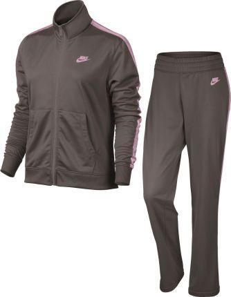 7599d88f64c6 Dres damski Sportswear Track Suit Fleece Nike (czarny) - Ceny i ...