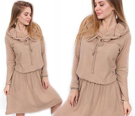 aea013b9 Długa Koszula Sukienka Tunika Wiązanie Uni R076 - Ceny i opinie ...
