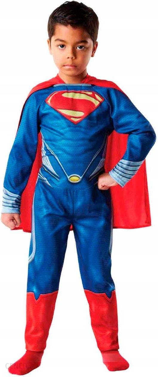 0294fb71c5dcd3 Strój kostium przebranie DC Superman Man of Steel - Ceny i opinie ...