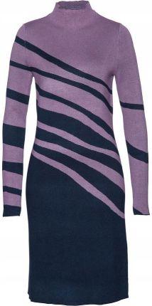 17c66d56a5 Topshop FOIL Sukienka koktajlowa purple - Ceny i opinie - Ceneo.pl