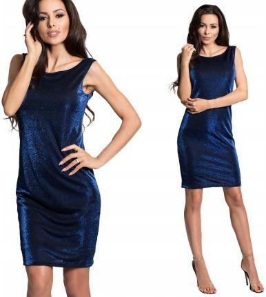 7ab7f1d8e7 Piękna sukienka wieczorowa kopertowa 38 M - Ceny i opinie - Ceneo.pl