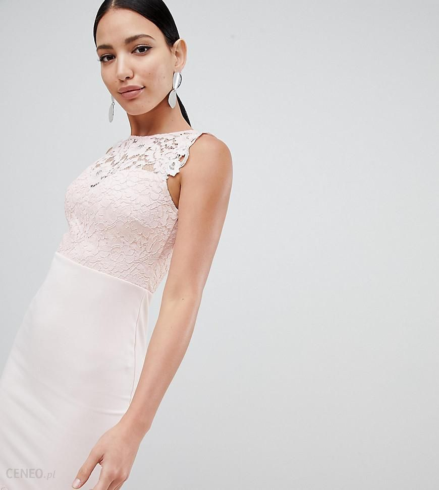 2f3d2a9e1572 Lipsy Black Lace Top Dress