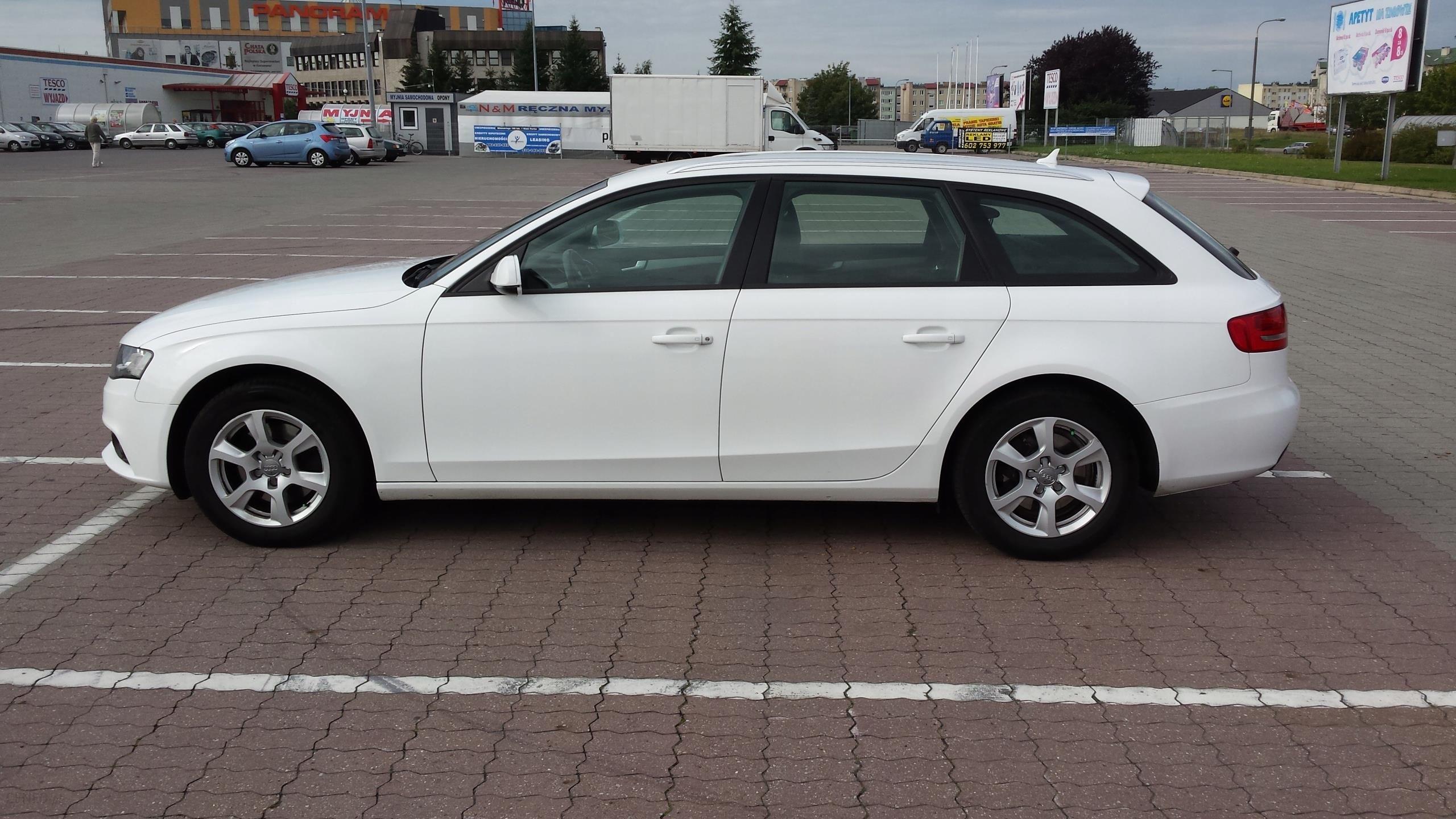 Audi A4 B8 20 Tdi 170km Bez Wkładu Finansowego Opinie I Ceny Na