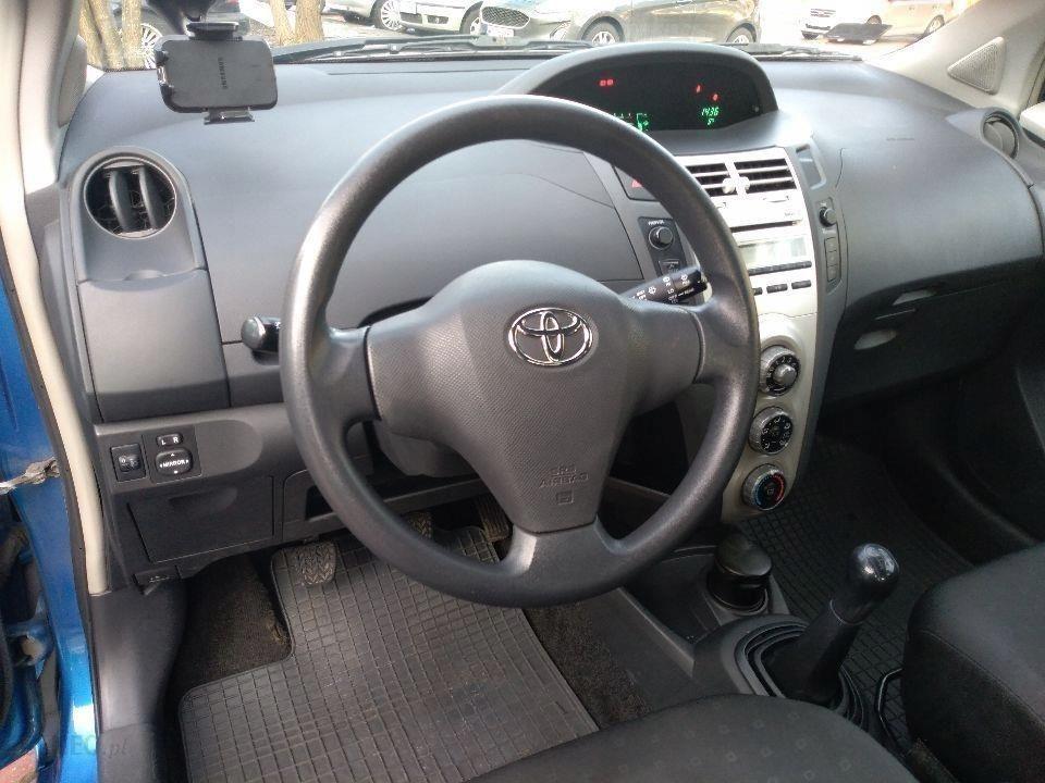 Toyota Yaris 2006 Opinie I Ceny Na Ceneopl
