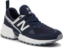 Sneakersy NEW BALANCE - MS574NSA Granatowy eobuwie d44f0970b0043