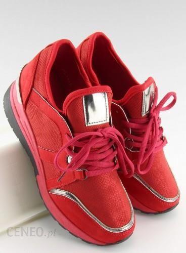 Buty sportowe damskie czerwone BL141P RED Ceny i opinie Ceneo.pl