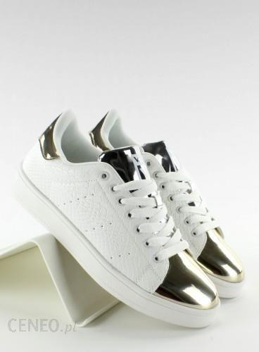 buty adidas damskie złote noski
