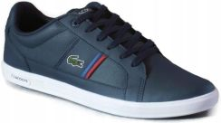 31027cd71 Buty Lacoste Europa Tcl Spm Lth/syn (8DB4) r. 40,5 Allegro