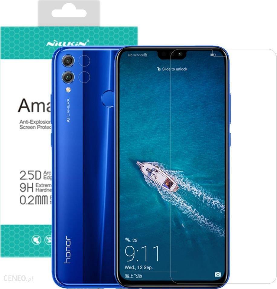 Nillkin Szklo Amazing H Pro Huawei Honor 8x Opinie I Ceny Na Ceneo Pl