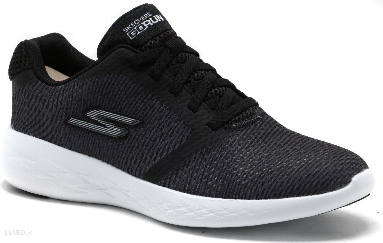 Sneakersy SKECHERS 15068BKW Ceny i opinie Ceneo.pl