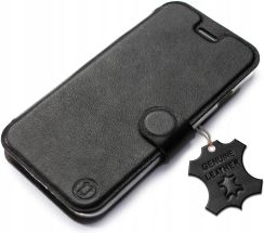 MOBIWEAR SAMSUNG GALAXY S3 MINI BLACK LEATHER