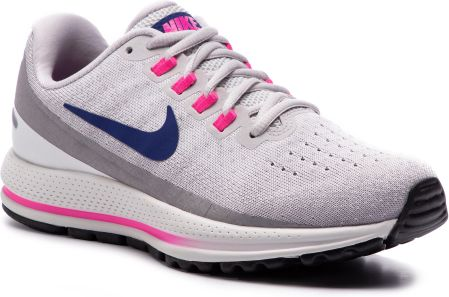 Buty NIKE Air Zoom Structure 21 904701 007 Vast GreyBlack