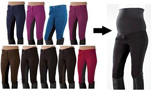 292b01fc08edaa Amazon PFIFF bryczesy dla kobiet w ciąży * ciąży/dobre samopoczucie spodnie  do jazdy konnej