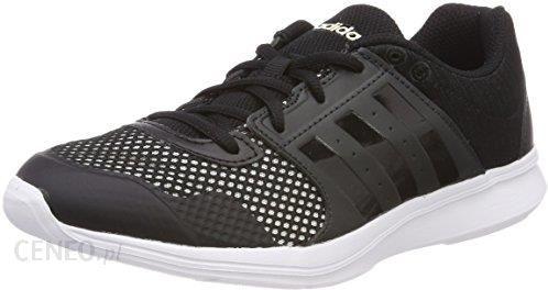 43cd9eb9 Amazon Adidas Damskie buty Essential Fun II Fitness - czarny - 42 2/3 EU