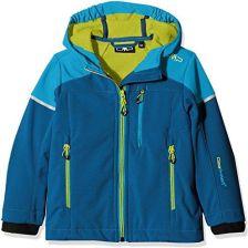 817dd2c571e1a Amazon CMP chłopięca kurtka softshell kurtka, turkusowy, 116