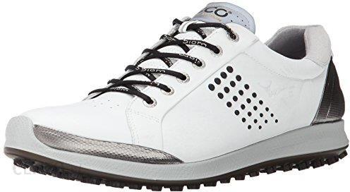 Amazon Ecco MEN'S GOLF BIOM HYBRID 2 męskie buty do golfa biały 43 EU Ceneo.pl