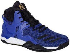 9a1bfdb80ec4d Amazon Adidas D Rose 7 męskie buty do koszykówki obuwie sportowe/ -  niebieski -