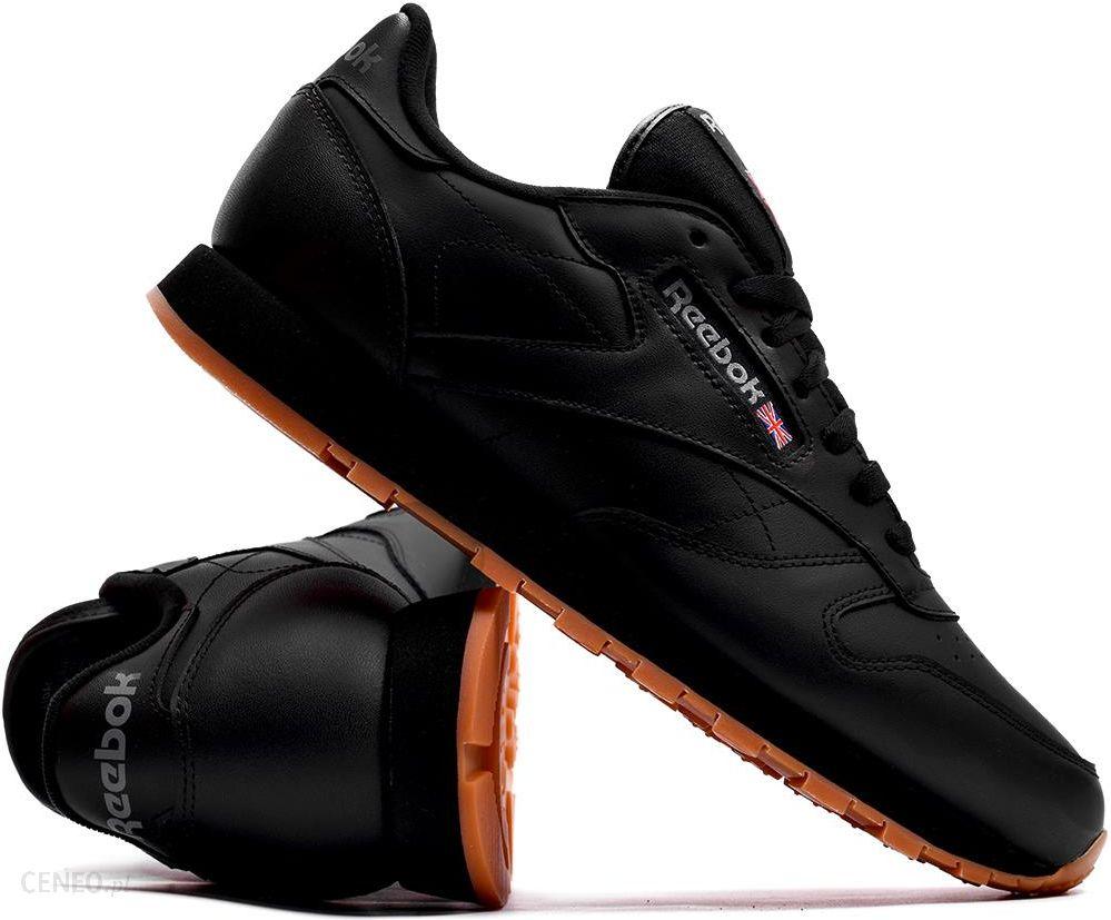 40,5 Buty Reebok Workout Plus CN2127 Czrne Skóra Ceny i opinie Ceneo.pl